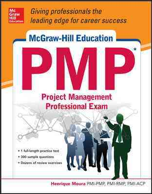 Mcgraw Hill Education Pmp Exam Project Management Professional By Moura, Henrique